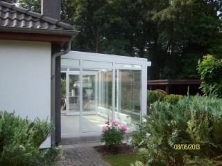 wintergarten 4 x 3m wintergarten 4m x 3m warm weiss. Black Bedroom Furniture Sets. Home Design Ideas